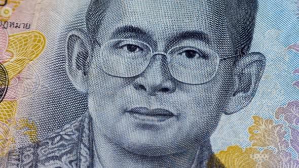 Offizielle Währung von Thailand Baht oder THB