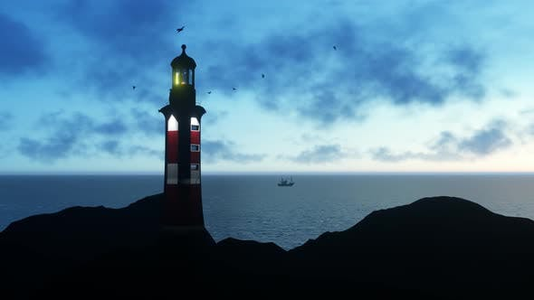 Thumbnail for Lighthouse Landscape