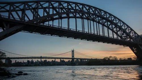 Bridge in New York