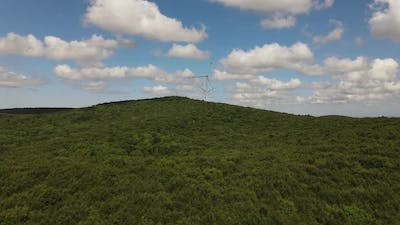 Wind Turbine for Ecological Green Energy