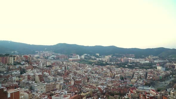 Thumbnail for Panorama Of The City Of Barcelona
