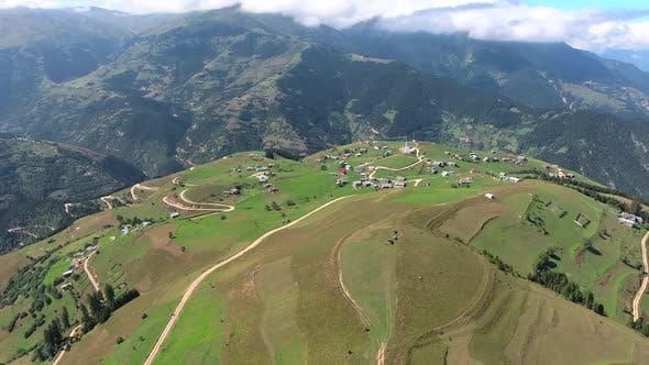 Thumbnail for Fields in Mountainous Terrain