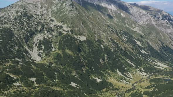 Thumbnail for Aerial View Above Pirin Mountain 2
