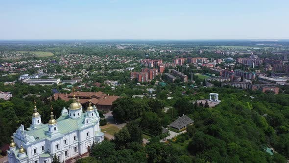 Thumbnail for Poltava City Beautiful Landscape Ukraine
