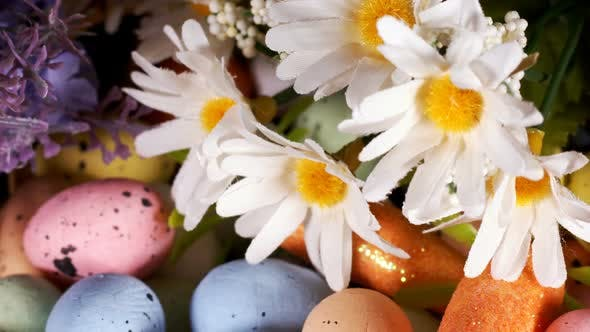Thumbnail for Colorful Traditional Celebration Easter Paschal Eggs 49