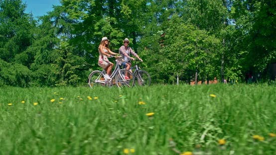 Thumbnail for Romantic Bicycle Ride