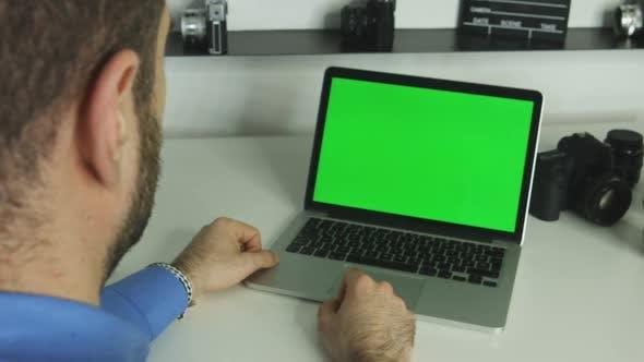 Cinematographer Mockup 05