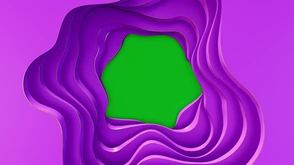 Thumbnail for Abstract Shapes Motion 129