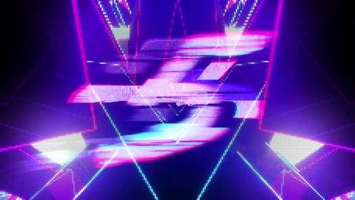 Cyberpunk Countdown 4K