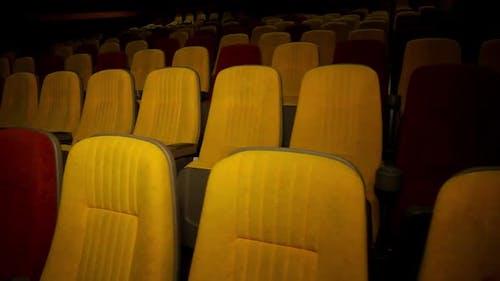 Empty Cinema Hall
