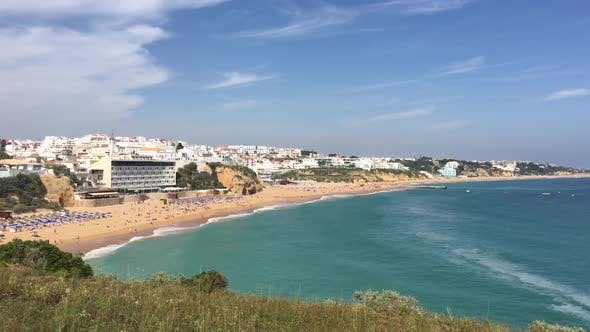 Thumbnail for The coast and beach in Albufeira