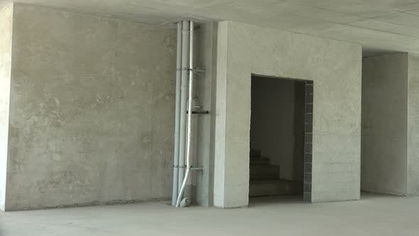 Building Construction or Living Area