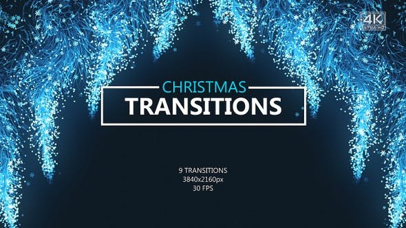 Thumbnail for Christmas Transitions