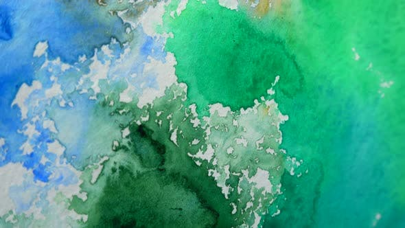 Thumbnail for Abstract Watercolor Background 2