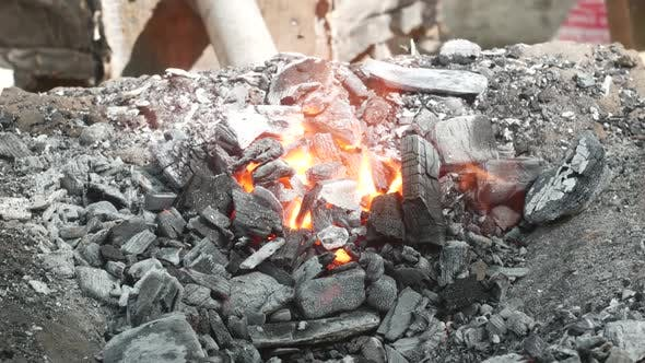 Furnace For Iron Ore