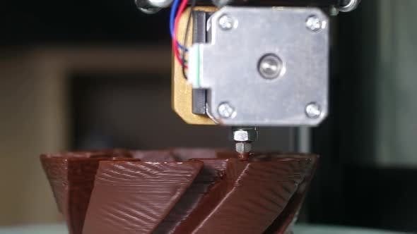 Thumbnail for Modern Food 3 D Printer