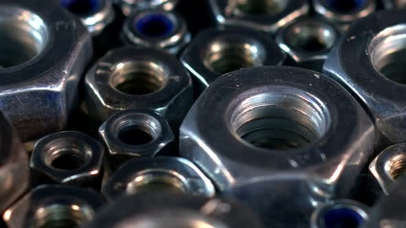 Stainless Steel Nuts 30