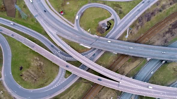 Thumbnail for Freeway Intersection