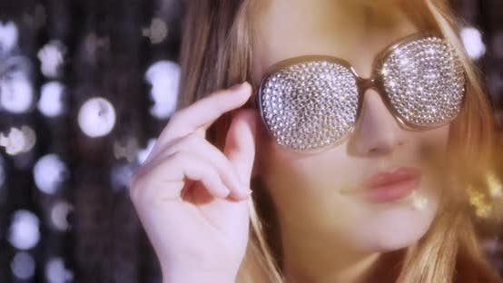 Thumbnail for Silver babe gogo dancer diva party disco woman
