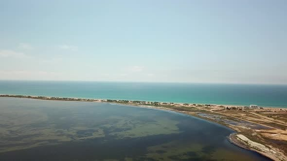 Thumbnail for Bugaz Spit - Land Strip Between the Bugaz Estuary and the Black Sea