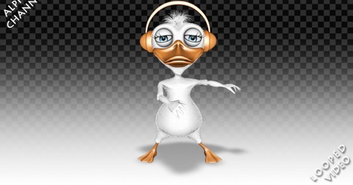 3D Duck - Upbeat Dance