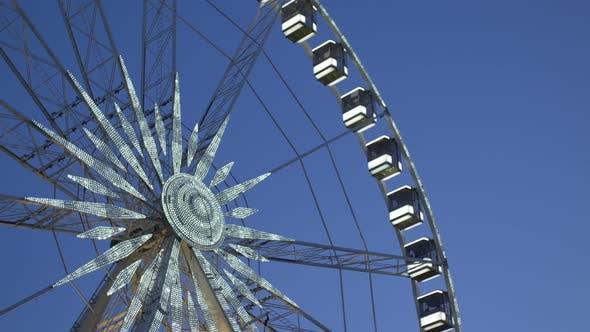 Thumbnail for Hungarian Budapest Ferris Wheel
