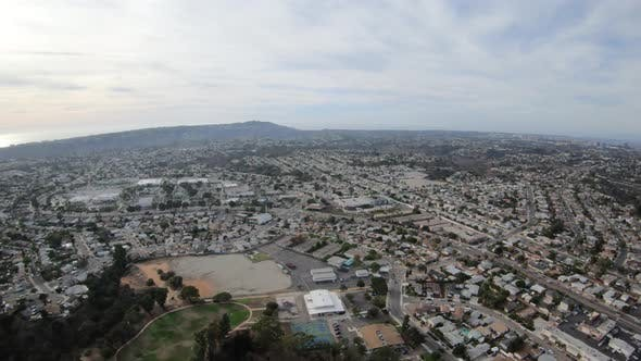 Thumbnail for San Diego North Clairemont Neighborhood Aerial Overview