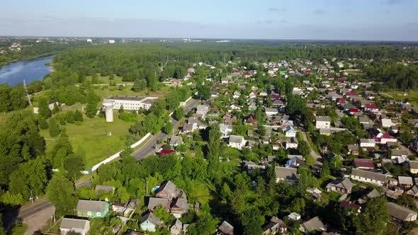 Thumbnail for District Of Vitebsk. Peskovatik. Western Dvina River