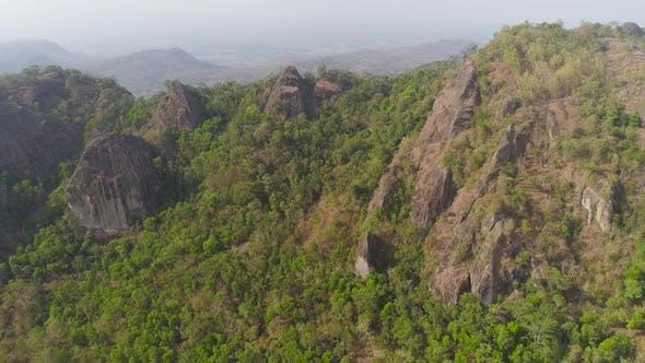 Thumbnail for Mountain Landscape Jawa Island, Indonesia