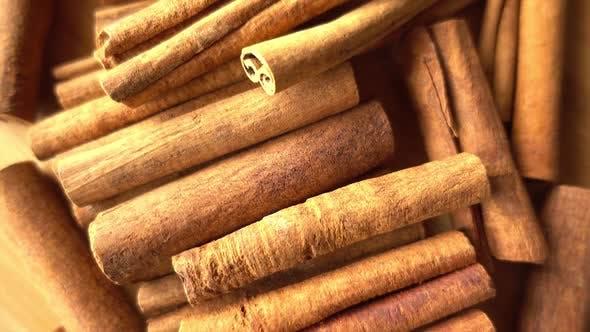 Thumbnail for Cinnamon Sticks Slide Shots