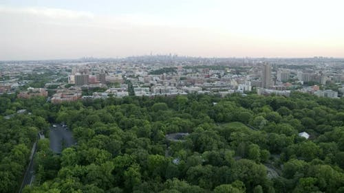 Bronx River Parkway Aerial