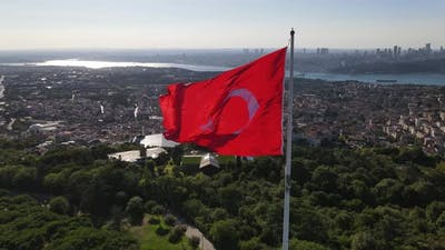Turkey Turkish Flag