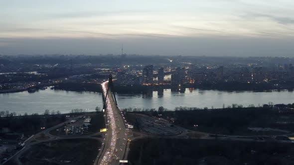 Kiev Southern Bridge