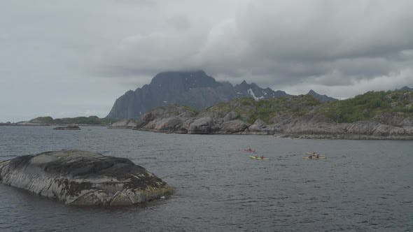 Thumbnail for Kayaks In The Fjord