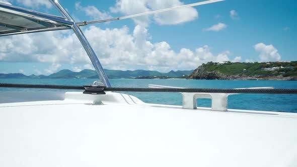 Thumbnail for Cruising Near Caribbean Islands