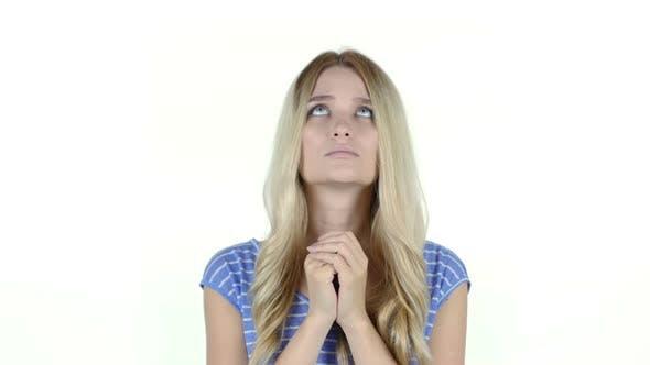 Thumbnail for Woman Praying Gesture, Forgiveness