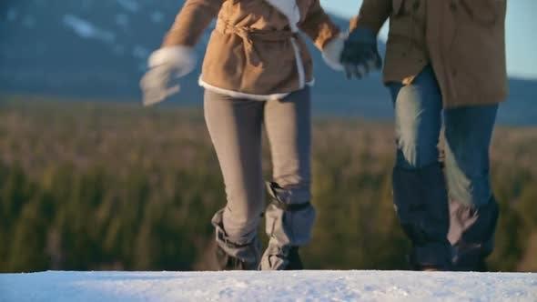 Thumbnail for Hiking Fun in the Winter
