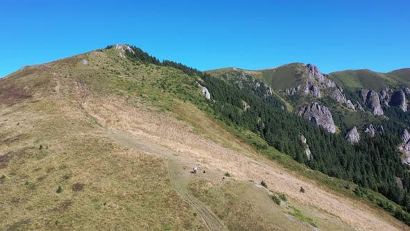 Mountain Landscape High Altitude