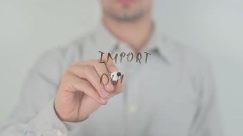 Import Duty
