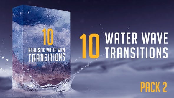 Thumbnail for Water Wave Transitions Pack 2