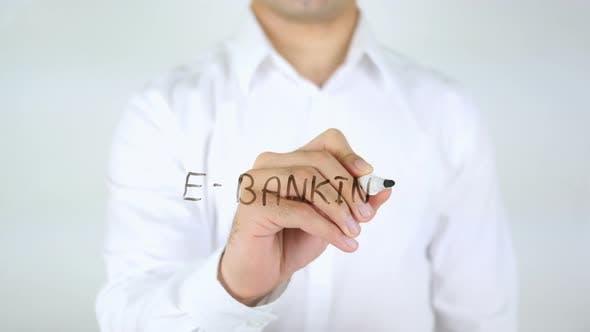 Thumbnail for E-Banking
