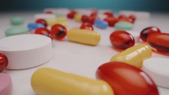 Thumbnail for Pillen Verbreitung auf Tabletop