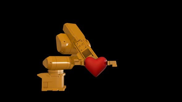 Thumbnail for Robot Arm and Heart