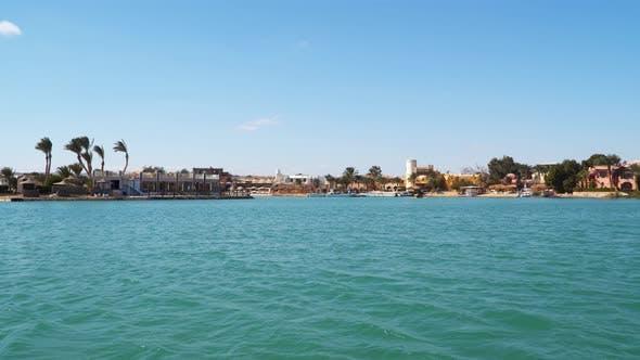 Thumbnail for El Gouna is an Egyptian tourist resor