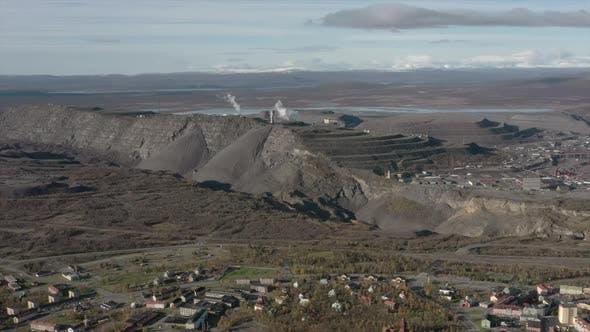 Kiruna Iron Ore Mine