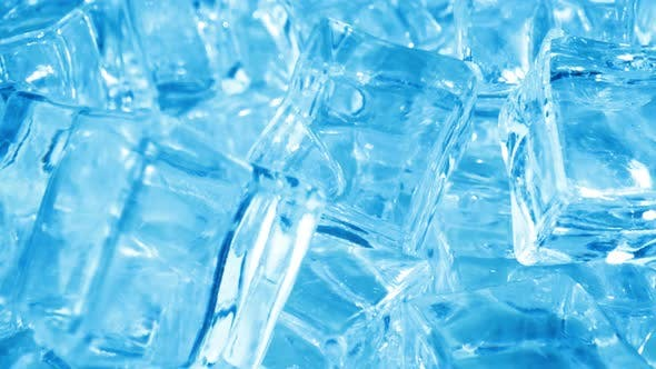 Thumbnail for Ice Cubes, Abstract Background