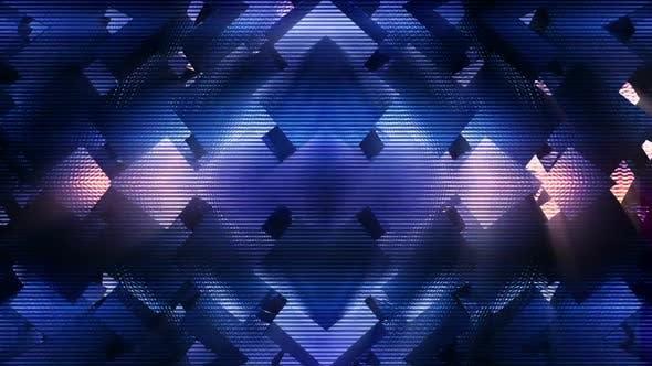 Flickering Futuristic Backgrounds