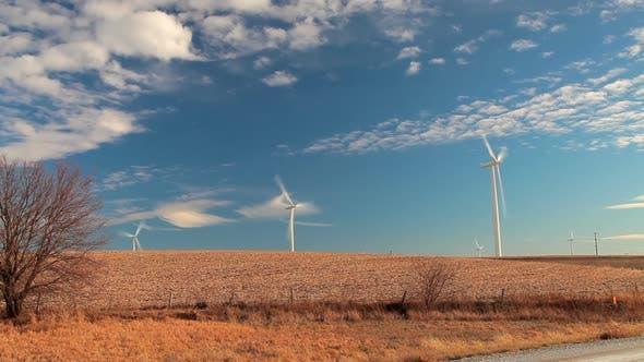 Thumbnail for Iowa Windmills