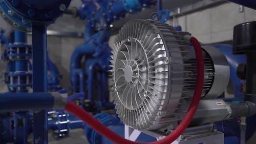 Water Pressure Engine