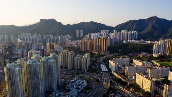 Thumbnail for Hong Kong kowloon peninsula